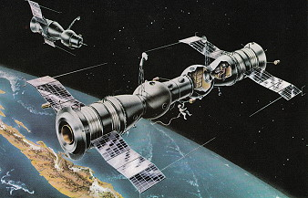 Soyuz 6-7-8 planned maneuvers