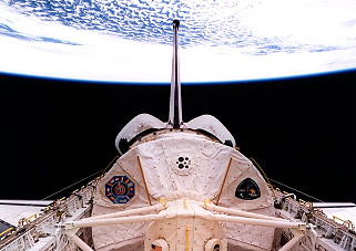 STS-78 in orbit