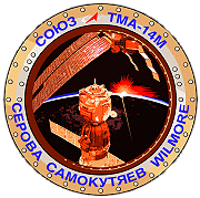 Patch Soyuz TMA-14M